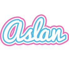 Aslan outdoors logo