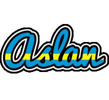 Aslan sweden logo