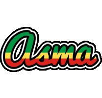 Asma african logo