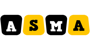 Asma boots logo
