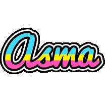 Asma circus logo