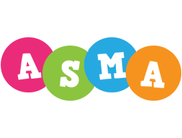 Asma friends logo