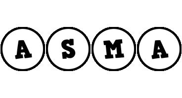 Asma handy logo