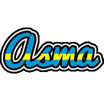 Asma sweden logo