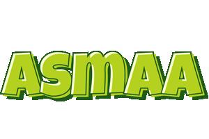 Asmaa summer logo