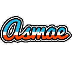 Asmae america logo