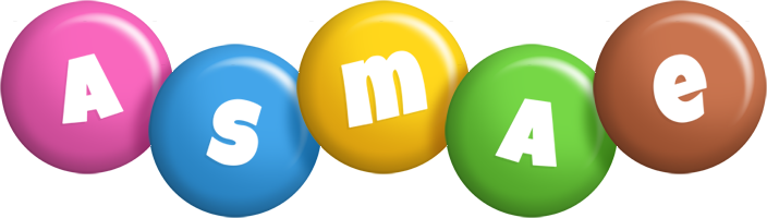 Asmae candy logo