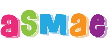 Asmae friday logo