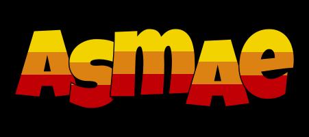 Asmae jungle logo