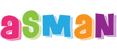 Asman friday logo