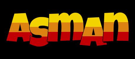 Asman jungle logo