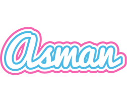 Asman outdoors logo