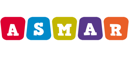 Asmar kiddo logo