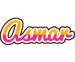 Asmar smoothie logo