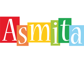 Asmita colors logo