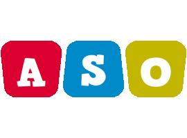 Aso kiddo logo