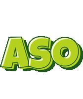 Aso summer logo