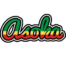 Asoka african logo