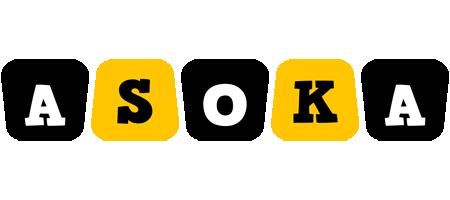 Asoka boots logo