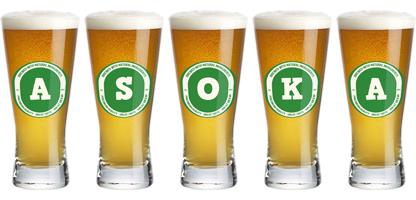 Asoka lager logo