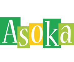 Asoka lemonade logo