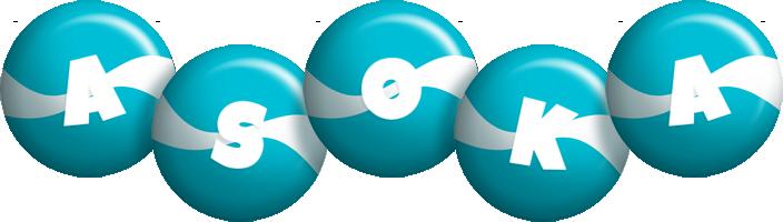 Asoka messi logo