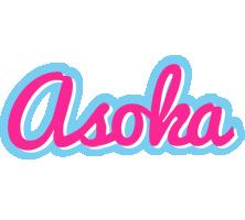 Asoka popstar logo