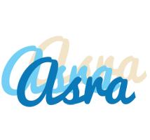 Asra breeze logo
