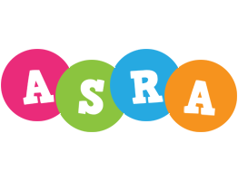 Asra friends logo