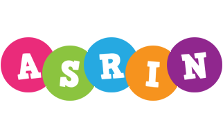 Asrin friends logo