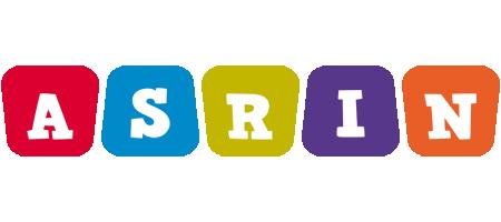 Asrin kiddo logo