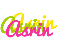 Asrin sweets logo