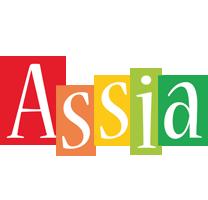 Assia colors logo