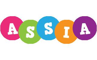Assia friends logo