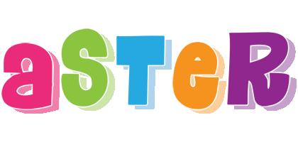 Aster friday logo