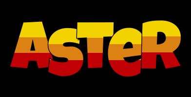 Aster jungle logo