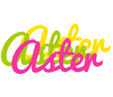 Aster sweets logo