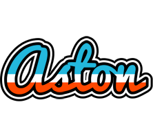 Aston america logo