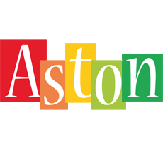 Aston colors logo