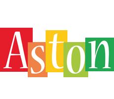 Aston colors logo