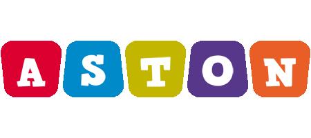 Aston daycare logo
