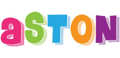 Aston friday logo