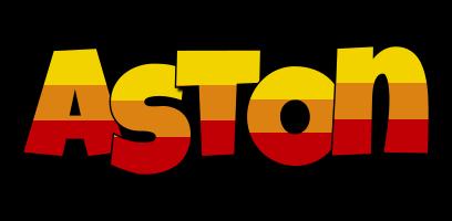 Aston jungle logo