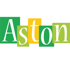 Aston lemonade logo