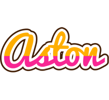 Aston smoothie logo