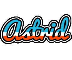 Astrid america logo