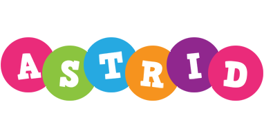 Astrid friends logo