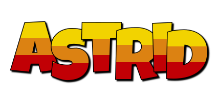 Astrid jungle logo