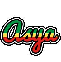 Asya african logo