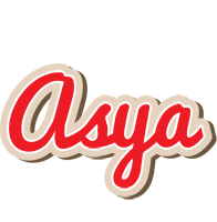 Asya chocolate logo